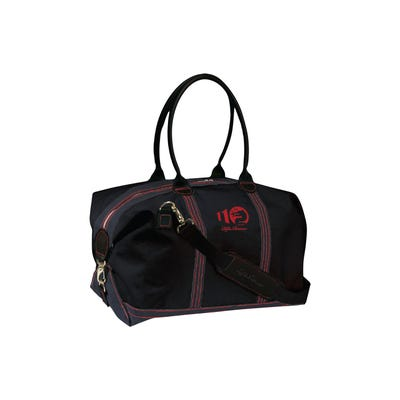 110th Anniversary Canvas and Leather Duffle