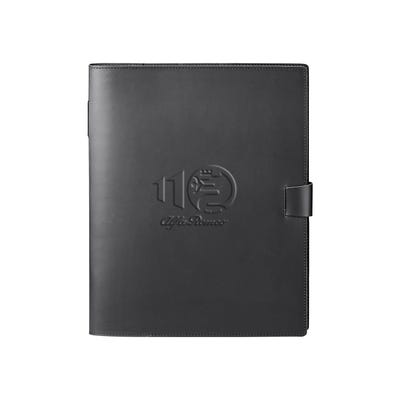 110th Anniversary Italian Leather Refillable Journal