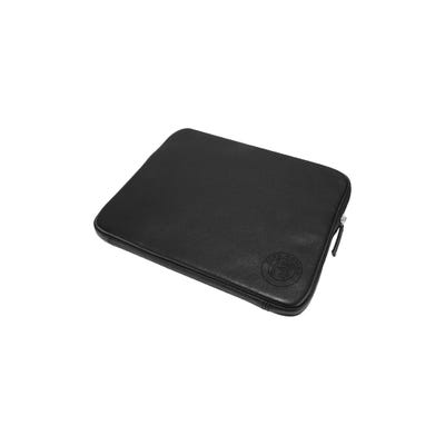 Badge Leather Tablet Cover