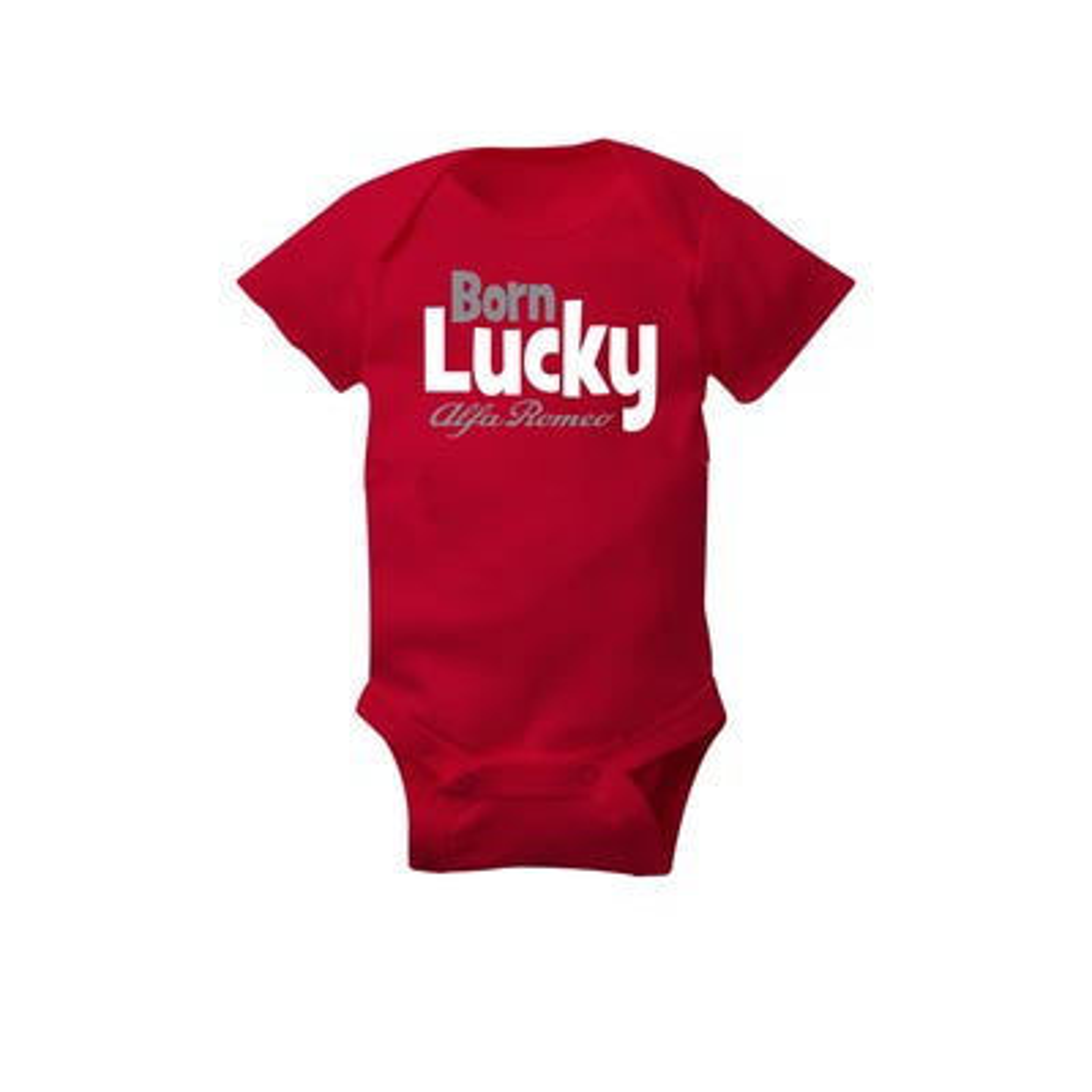 Born Lucky Onesie