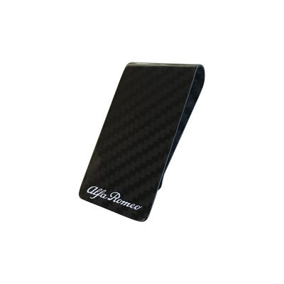 Carbon Money Clip