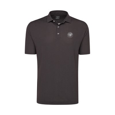 Men's Callaway Diamond Jacquard Polo