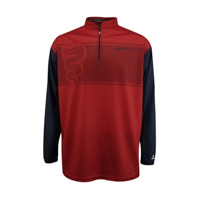 Men's Race Inspired 1/4 Zip