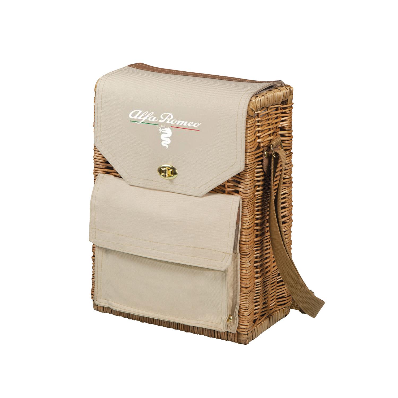 Picnic Time Corsica Wine & Cheese Basket