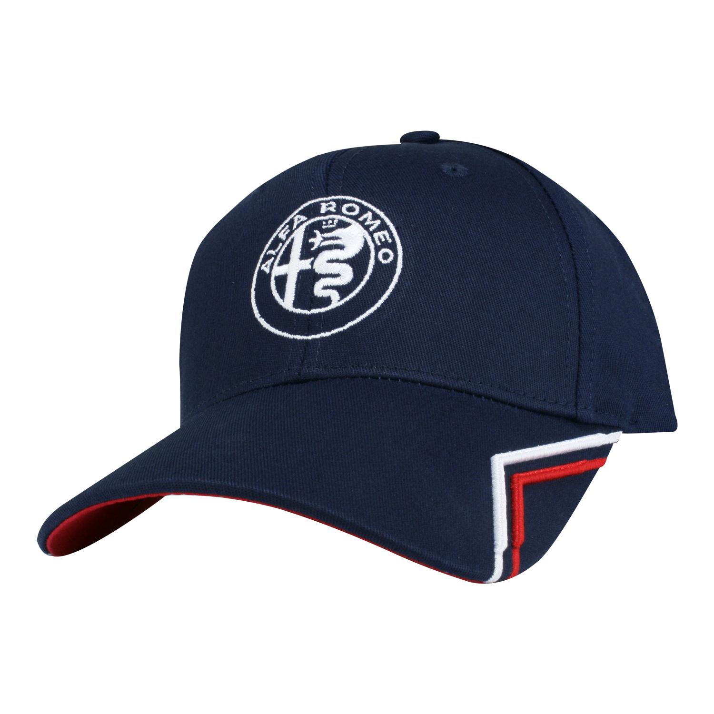 Navy Twill Cap