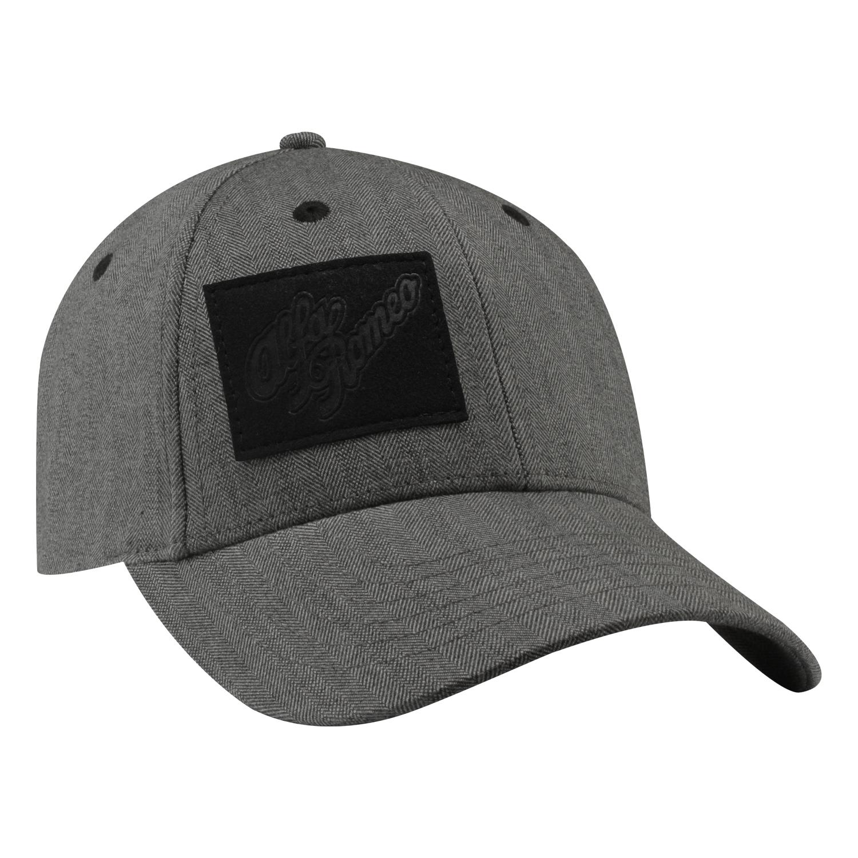 Suede Patch Cap