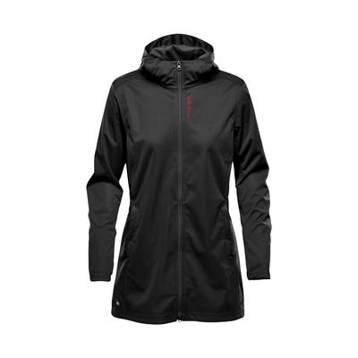 Women's Longline Softshell Jacket