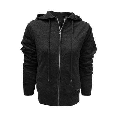 Women's Merino Wool Zip Up