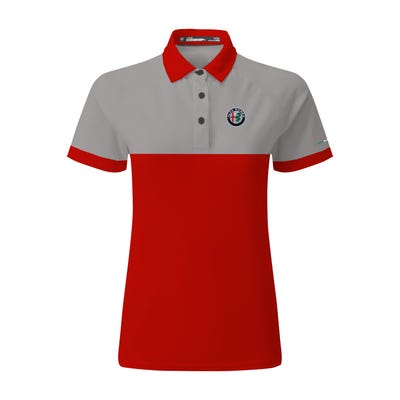 Women's Race Inspired Polo