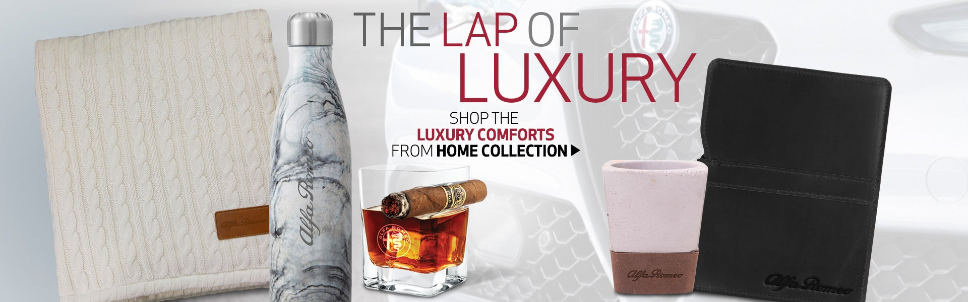 Shop Luxury Comforts