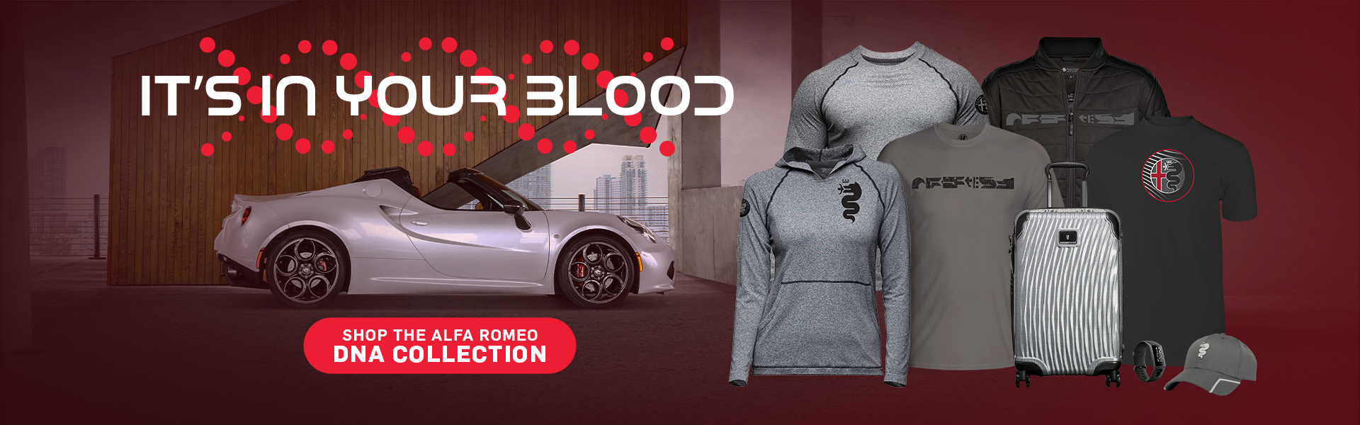 Alfa Romeo DNA Collection